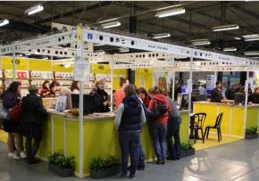 Salons du siep bruxelles et les jeunes ont du talent - Salon tourisme belgique ...