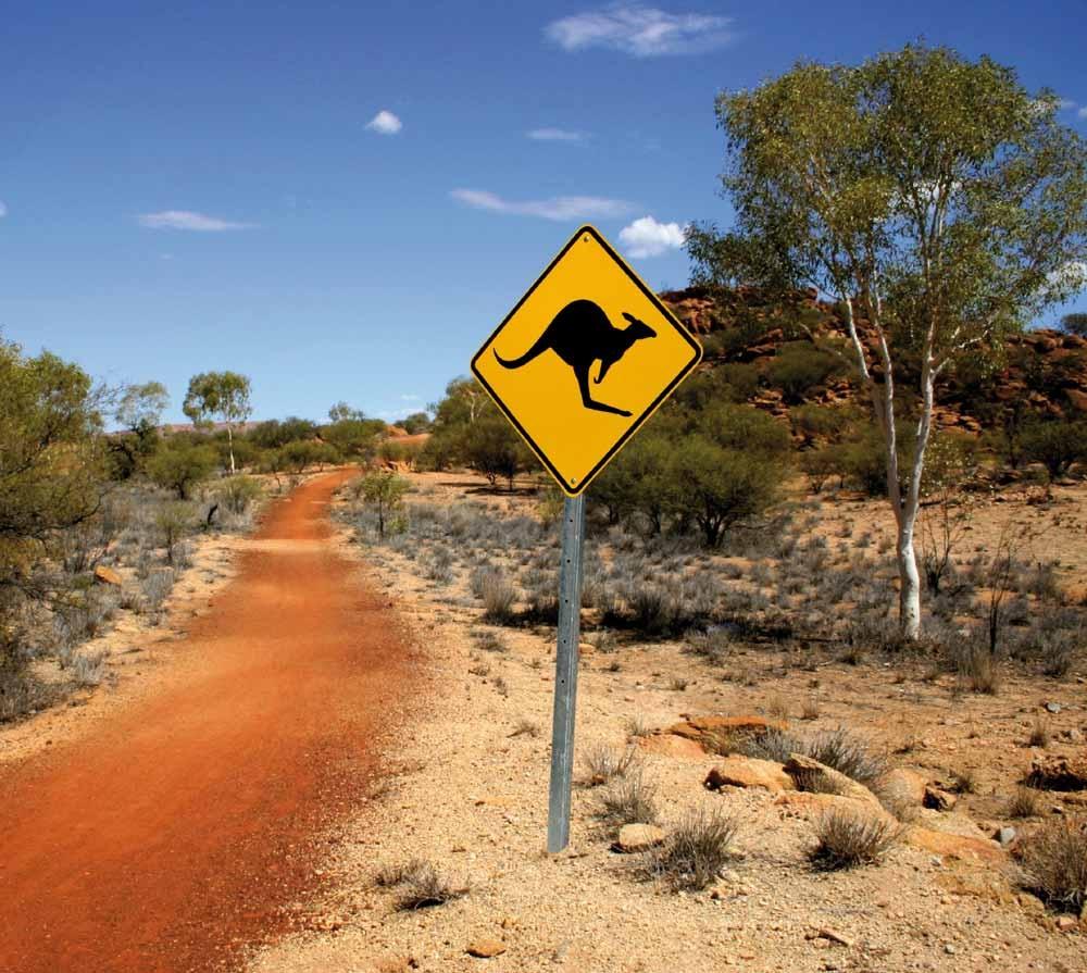 Aventure en Australie