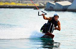 Alvaro wakeboard